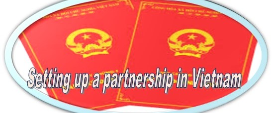 Setting up a partnership in Vietnam