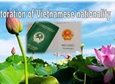 Documents required for restoration of Vietnamese nationality