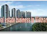 Real estate business in Vietnam