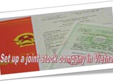 Set up a joint stock company in Vietnam